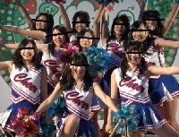 【4K高画質】チア2 無名青アンスコチームなのに可愛すぎ!全員アイドル並奇跡の世代!その1【超Kの