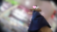 【店員盗撮01】某ファンシーショップの可愛い店員を逆さ撮り