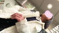 【JKパンチラ盗撮32】広○すず系JKのお尋ねがっつりフロント&声かけ派手P微バレ。