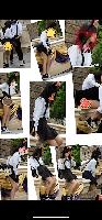 【夢の風景】強風で透明感あふれる黒髪清楚美少女のスカートがはためき乱れる! jk パンチラ 風チラ