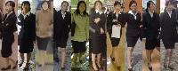 【就活JD】受付や秘書向きのクールビューティな乙女たち